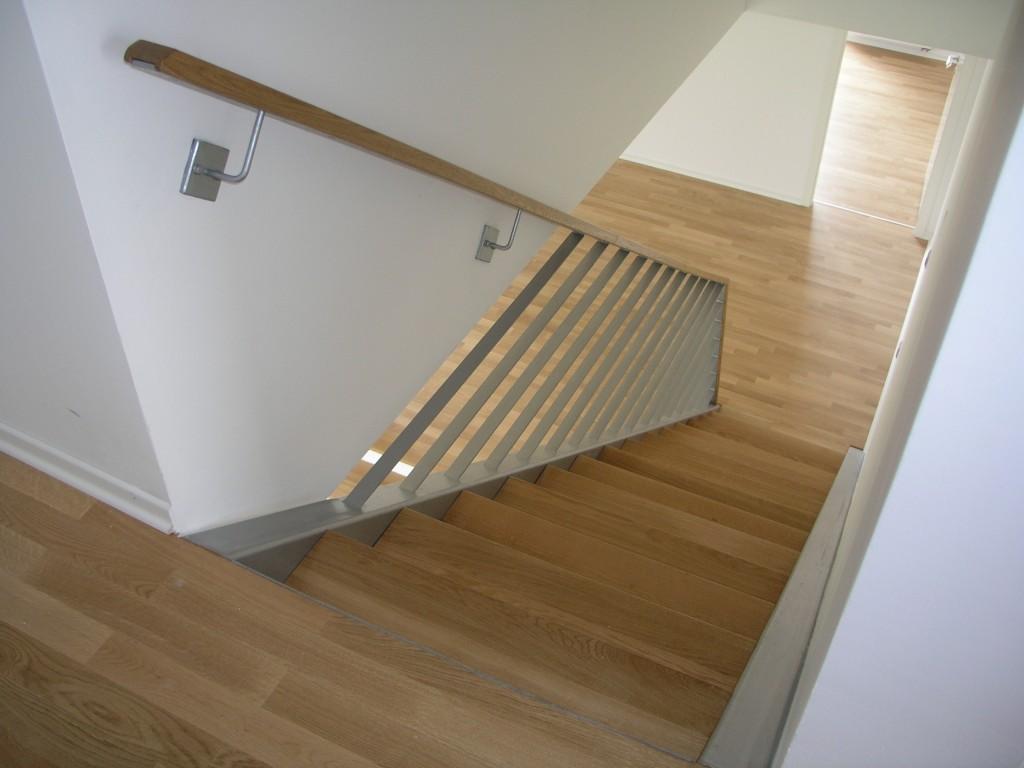 Moderno stubište, konstrukcija i ograda - HOTO Vile