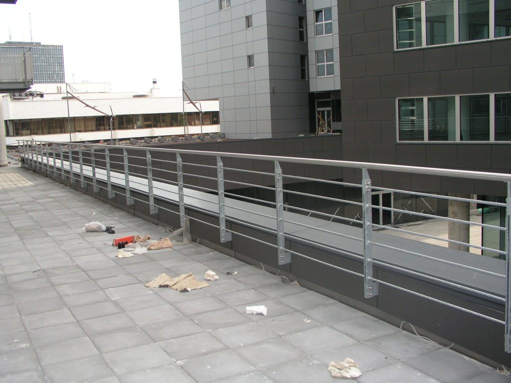 Moderne ograde - HYPO Centar