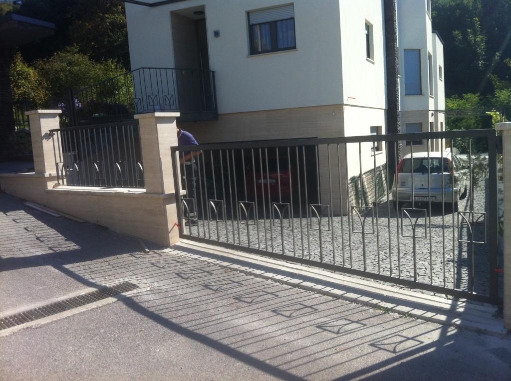 Moderna klizna vrata
