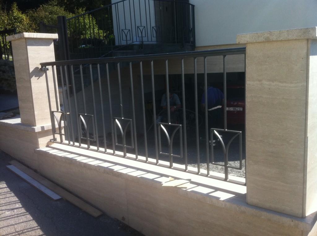 Moderna ograda