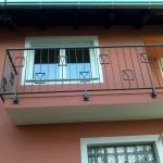 Moderna balkonska ograda
