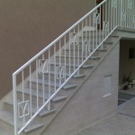 Moderna stubišna ograda